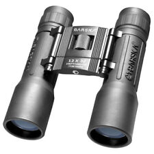 Barska 12x32 Lucid View Compact Binocular, AB10113