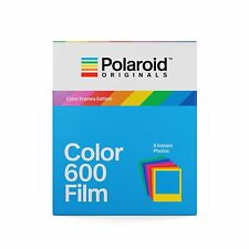 Polaroid Original 4672 Instant Color Film, Color Frames for Polaroid 600 Camera