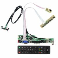 "HD MI VGA AV USB RF LCD Controller Board For 42"" LC420EUN 1920X1080 LCD Panel"