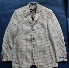 POLO RALPH LAUREN BLAZER wool alpaca made in italy taglia 44l custom fit