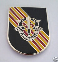 SPECIAL FORCES DE OPPRESSO Military Veteran US ARMY Hat Pin 15324 HO