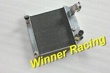 56MM Core Aluminum Radiator For Morgan Plus 4 1954-1963 Manual Direct fit