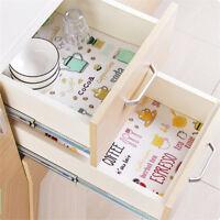 Shelf Wardrobe Anti-dust Pad Kitchen Accessory Cabinet Drawer Tableware Mat