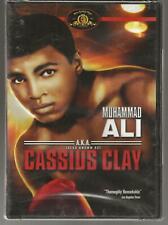MGM MUHAMMAD ALI  AKA CASSIUS CLAY (1970 SPORTS FILM)  NEW DVD
