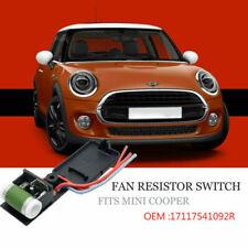 Per Mini Cooper R50 R52 R53 OEM Ventola Di Raffreddamento Del Motore Resistore