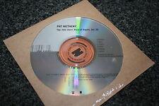 Pat Metheny / Europe Promo SEALED CD / Tap - John Zorn's Book Of Angels  Vol. 20