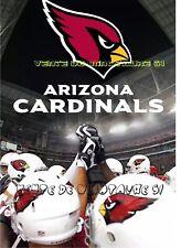 USA - Football américain  - Cardinals  Arizona - affiche plastifiée