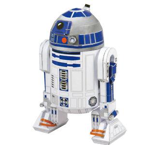 Skywalker Robot R2-D2 Movie Craft Model 3D Paper Model DIY Assembled .DDJ^Z2
