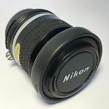NIKON 85mm AI-S F2 Telephoto Lens - Excellent Condition