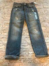 Girls Gap Size 8 Girlfriend Fit Mid Rise Jeans New