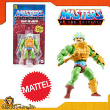 MOTU Origins Man-at-arms Figure Masters of The Universe 2020 Mattel