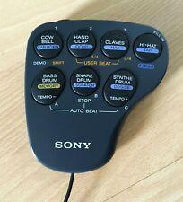 Sony Drum Pad DRP 2   Drumcoputer