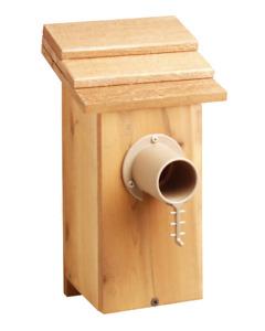 Nest box guardians. Keep out predators.