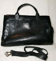 Wilsons Vintage Authentic Brown Leather Multipockets