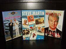 Steve Martin DVD Collection 9 Films - The Jerk to Bowfinger - Rare Boxset
