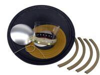 """Recone Kit for JBL D120 E120 K120 12"""" Speaker SS Audio 8 Ohm Speaker Repair Part"""