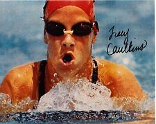Tracy Caulkins #1  8x10 Signed Photo w/ COA Olympic