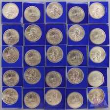 Uncirculated Satin Uncertified US Dollar Coins