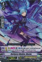 1x Darkness Maiden, Macha - V-BT02/005EN - RRR Nm-Mint CFV V Booster Set 02: Str