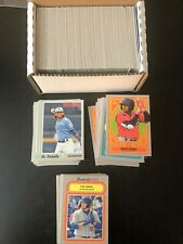 2019 Topps Heritage Minor Complete Master set 220 cards + 2 inserts 270 Franco +