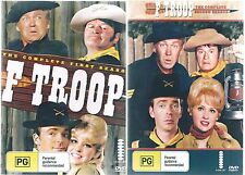 F Troop - The Complete Seasons 1 & 2  Two box Sets - 12 Disc ( New And Sealed