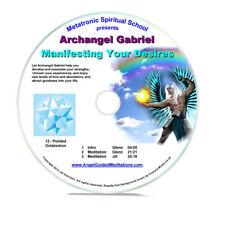 Angel Guided Meditation CD No 57 - ARCHANGEL GABRIEL - MANIFESTING YOUR DESIRES