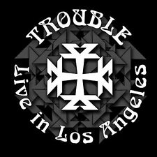 TROUBLE - Live In Los Angeles CD