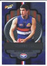 2013 AFL Select Silver Parallel Card  - Tom Liberatore