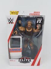 """Braun Strowman - WWE Elite """"Top Talent 2018"""" Mattel Toy Wrestling Action Figure"""