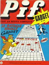 Revue en Excellent état  !!!     PIF GADGET (  série 1 )    N° 118