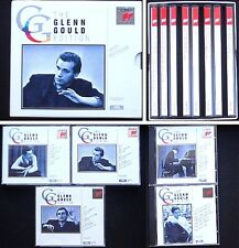 GLENN GOULD EDITION Vol.4 8CD Live in Leningrad Moscow Salzburg Bach Beethoven