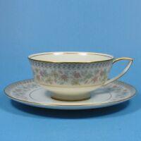 Noritake SHARLENE 6933 Cup & Saucer Set (s)