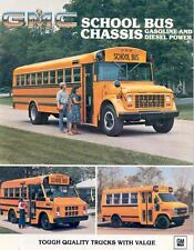 1983 GMC School Bus Brochure 17413-TJZBIN