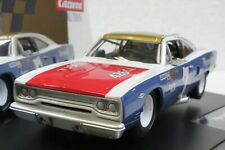 Carrera Evolution 27641 Plymouth Roadrunner, #7 1/32 Slot Car