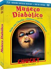 Muñeco Diabólico (Blu-Ray + Dvd Extras + Slip Cover) (Child'S Play)