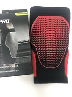 New Nike Pro Hyperstrong RED Calf Sleeve MEDIUM Workout Support #23