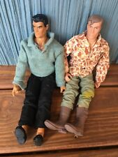 Lot Of 2 Vtg Circa 1999 Army Men Dolls
