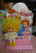 Lemon Meringue 1990s Strawberry Shortcale Doll and more