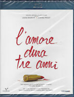Blu-ray **L'AMORE DURA TRE ANNI** nuovo sigillato 2012