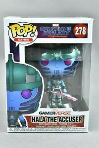 Funko Pop Hala the Accuser 278 Guardians of the Galaxy