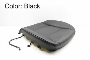 2011-2013 BMW 535I XDRIVE - Front Right Lower SEAT Bottom Cushion (Leather)