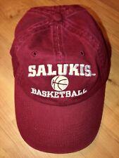 Southern Illinois University Salukis Basketball Red Adjustable Baseball Cap Hat