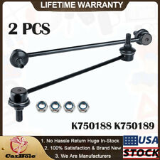 Front Stabilizer Sway Bar Links For Chevy Equinox GMC Terrain K750188 K750189 US