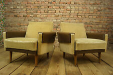 60er Vintage Sessel Polstersessel Easy Lounge Chair Mid-Century 1/2