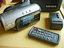 Sony Handycam HDR-HC3 Mini DV High Definition Camcorder Remote Night Shot Case
