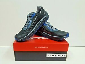 ALTRA TIMP 2 Men's TRAIL Running Shoes Size 9 NEW (Gray/Blue)