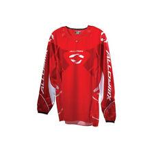 Joven / Niños Alloy 06 Viper Motocross MX Jersey Rojo Blanco Moto Carreras Shirt