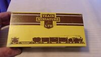 HO Scale Train Miniatures 40' Box Car, PCR NMRA Convention 1982 San Diego, BNOS