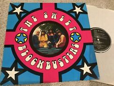 """THE SWEET - BLOCKBUSTER 12"""" LP 1989 Excellent Condition:  Free UK Post"""