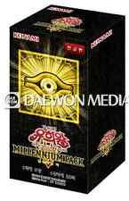 "Yugioh Cards  ""Millennium Pack"" (20 Pack) Booster Box / Korean Ver"